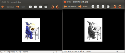 Hasil Konversi RGB to Grayscale