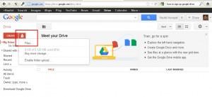 Gambar 6. Laman Fitur Google Drive