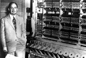 Gambar 1.  John Von Neumann (gthe.wordpress.com)